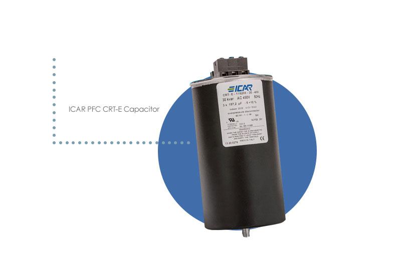 ICAR-PFC-CRT-E-Capacitor-30KVAR
